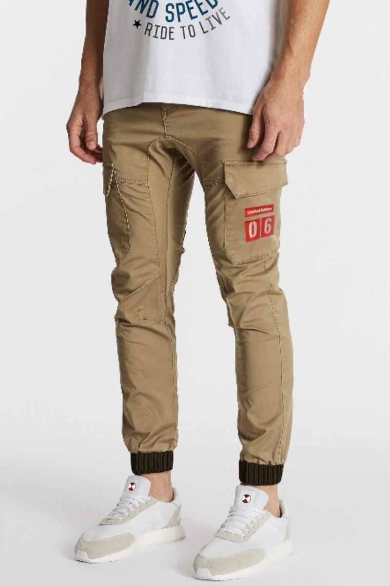 Pantalón de hombre JOGGER...