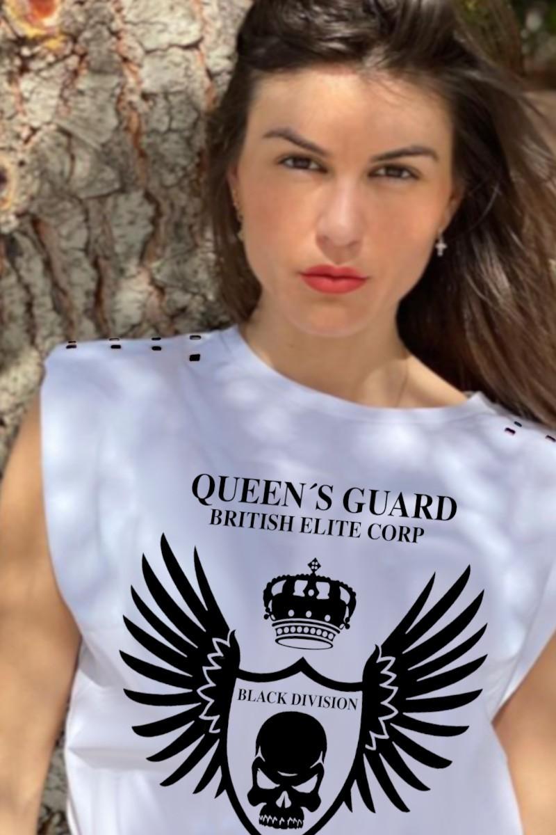 Camiseta de mujer GUARD ONE...