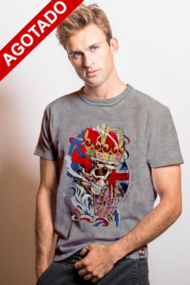 Camiseta de hombre GOD...