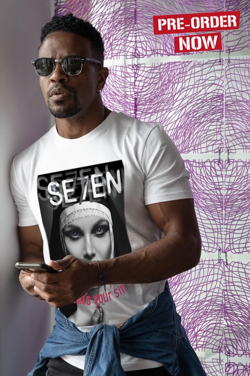 Camiseta de hombre SEVEN...