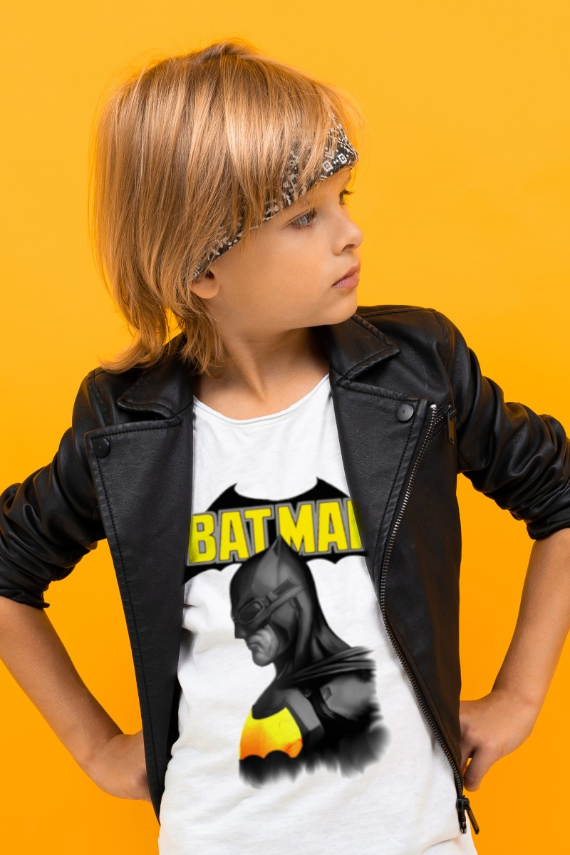 Camiseta de niño Batman...