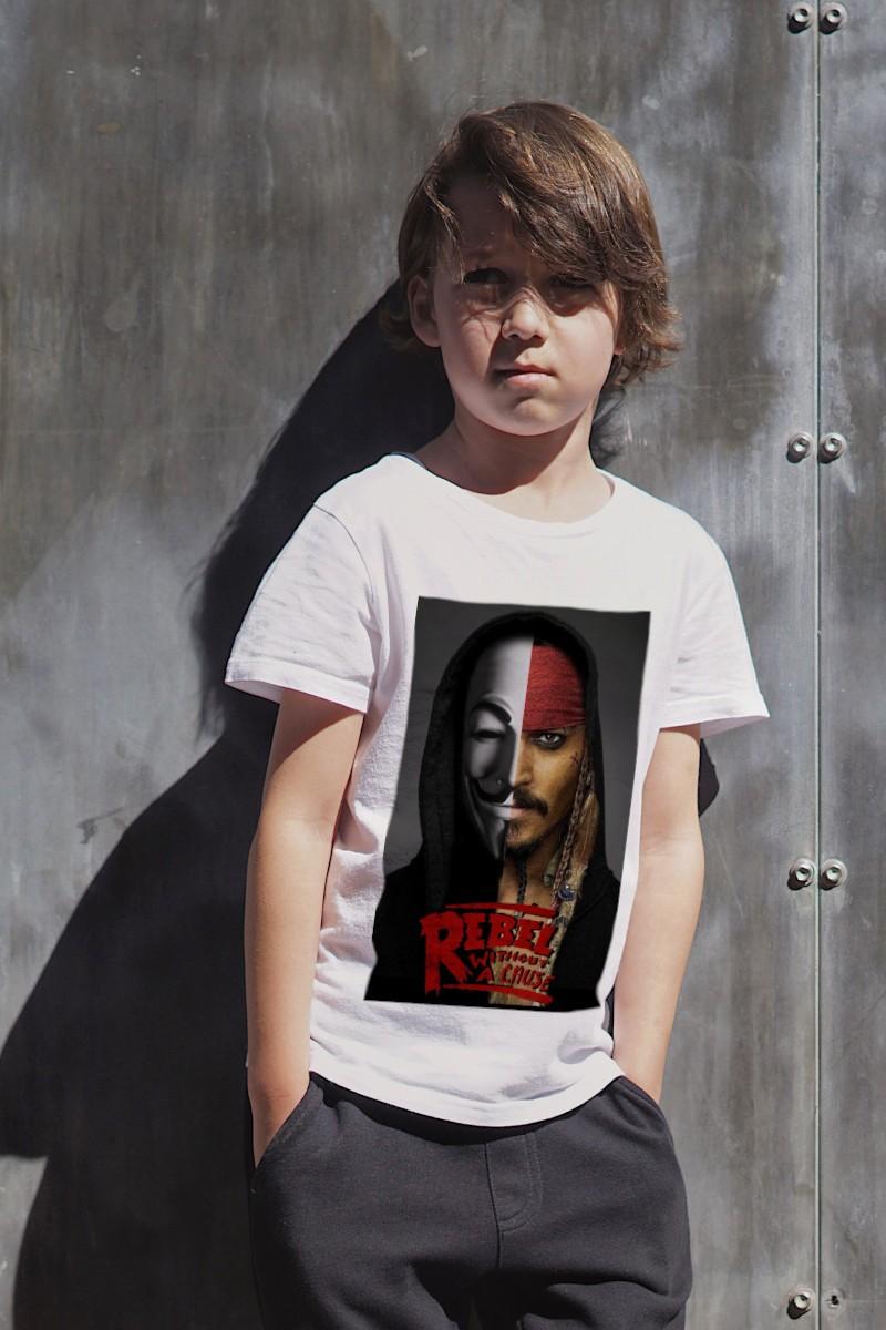 Camiseta de niño Jack color...