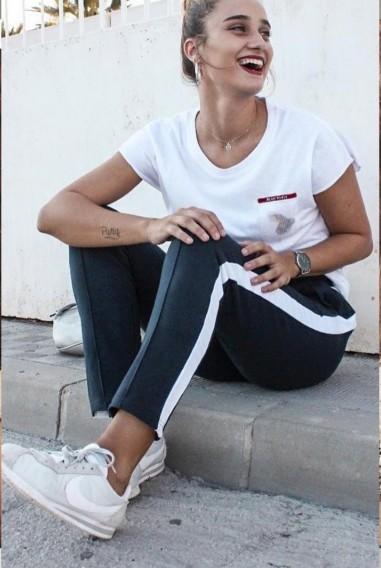 Jogging Mujer Recto