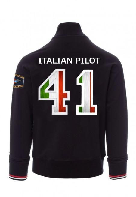 Chaqueta hombre Europe Pilot Italia marino