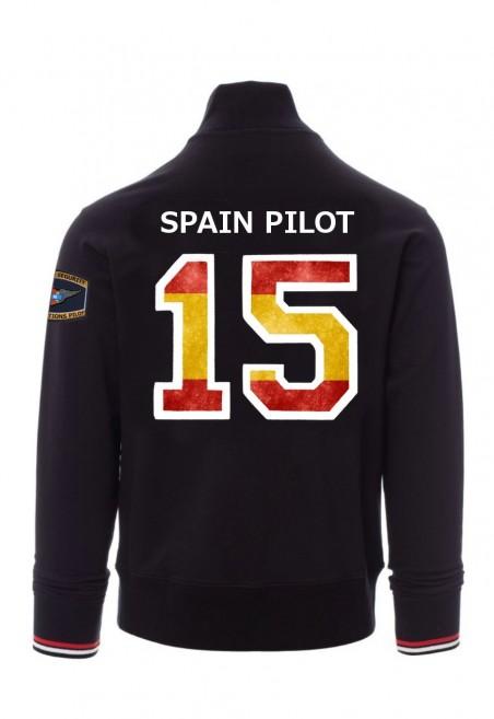 Chaqueta hombre Europe Pilot España marino
