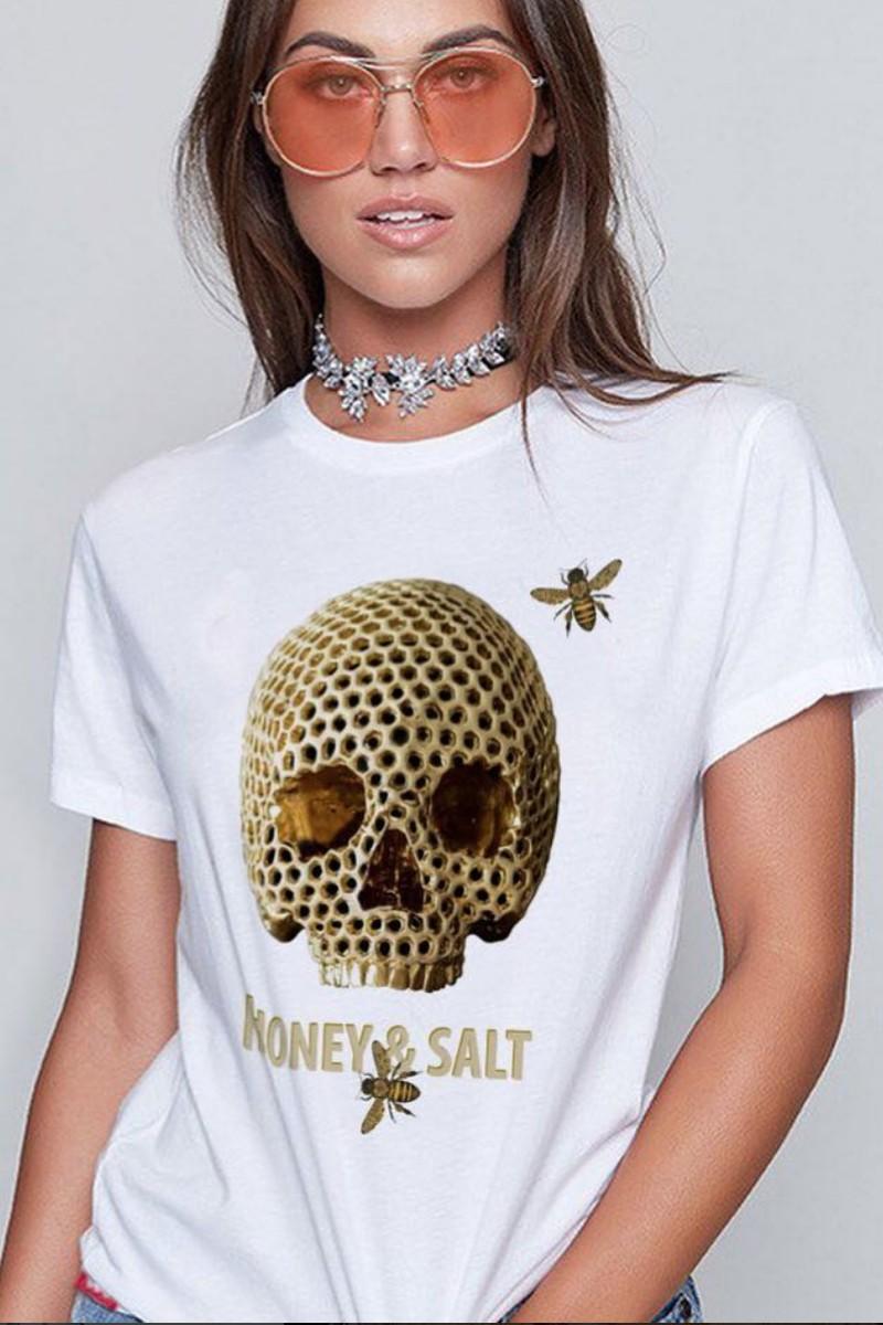 Camiseta Mujer Fit Honey...