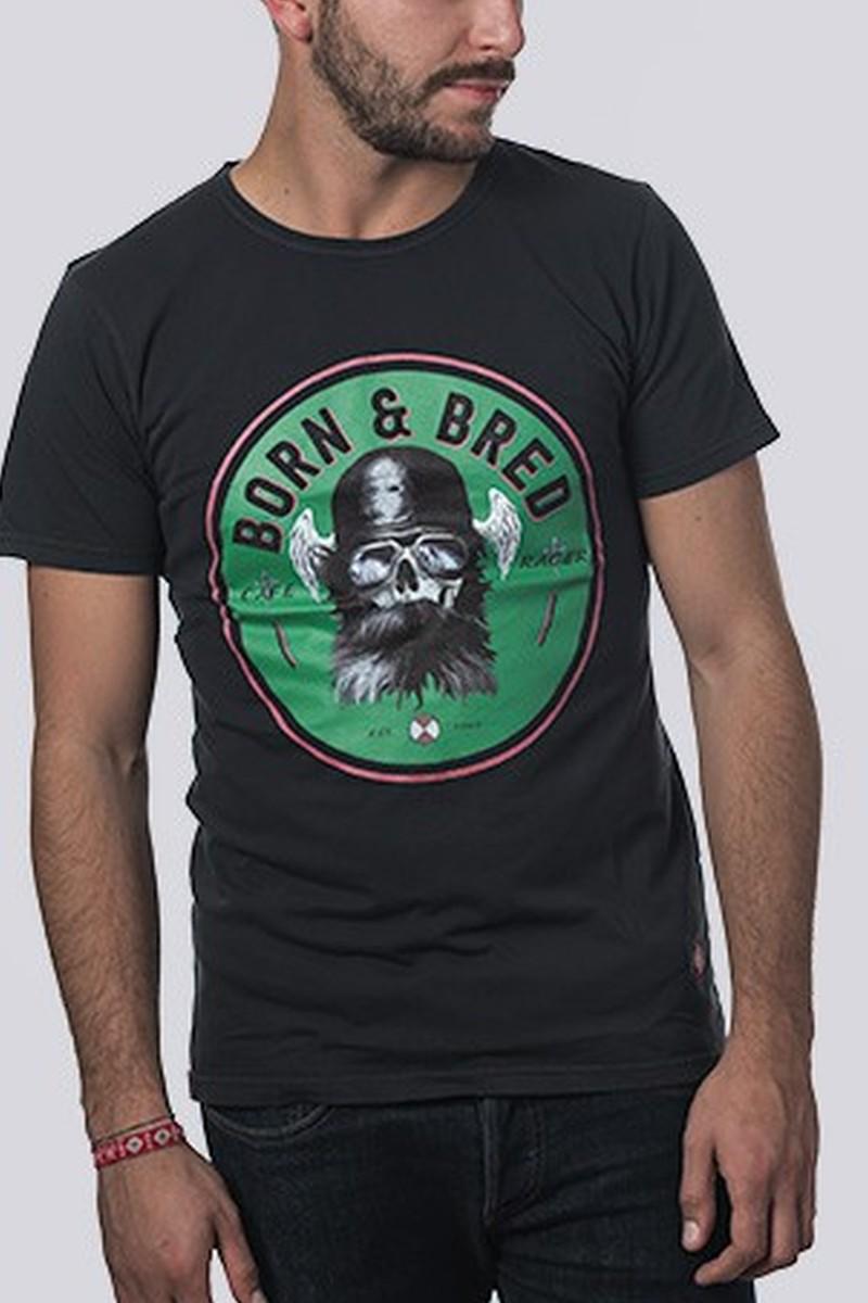 Camiseta Hombre Basic Born...