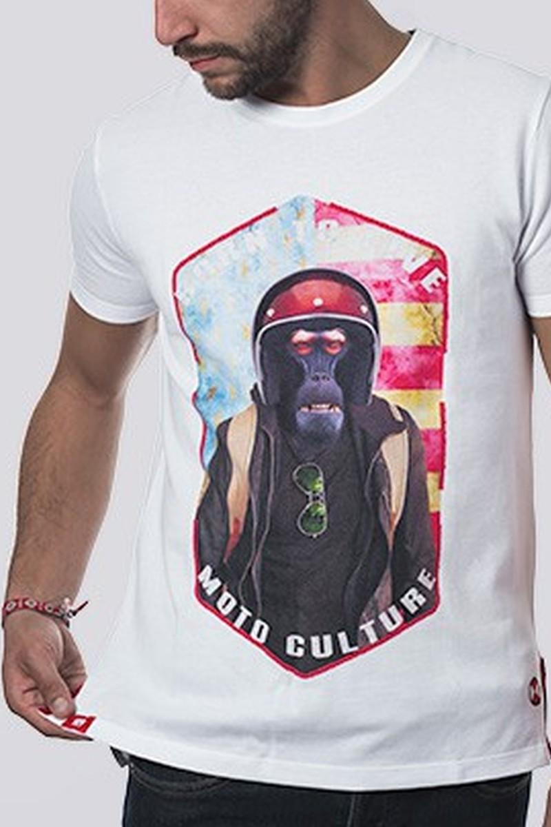 Camiseta Hombre Piqué...