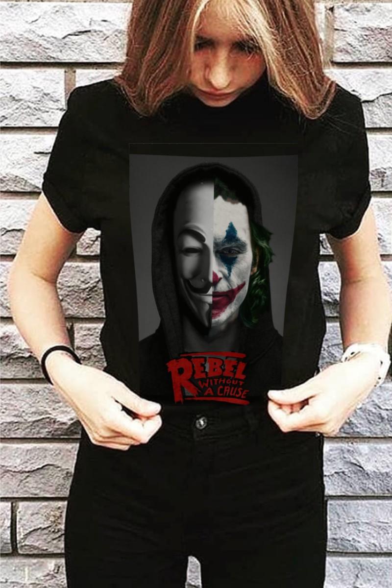 Camiseta Unisex Rebels...