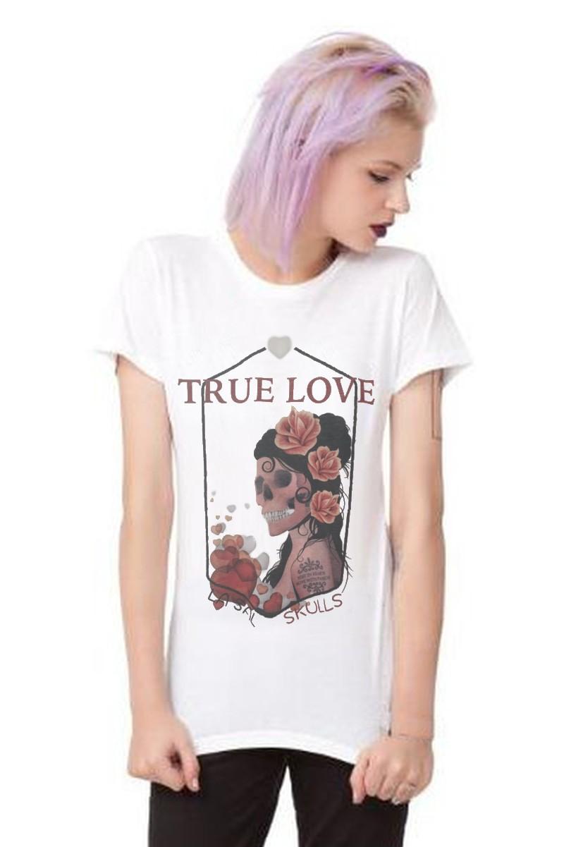 Camiseta Mujer Fit True...