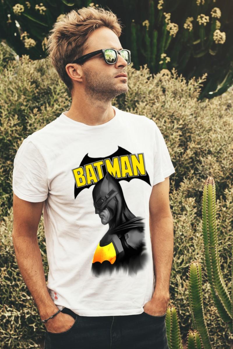 Camiseta unisex Batman...