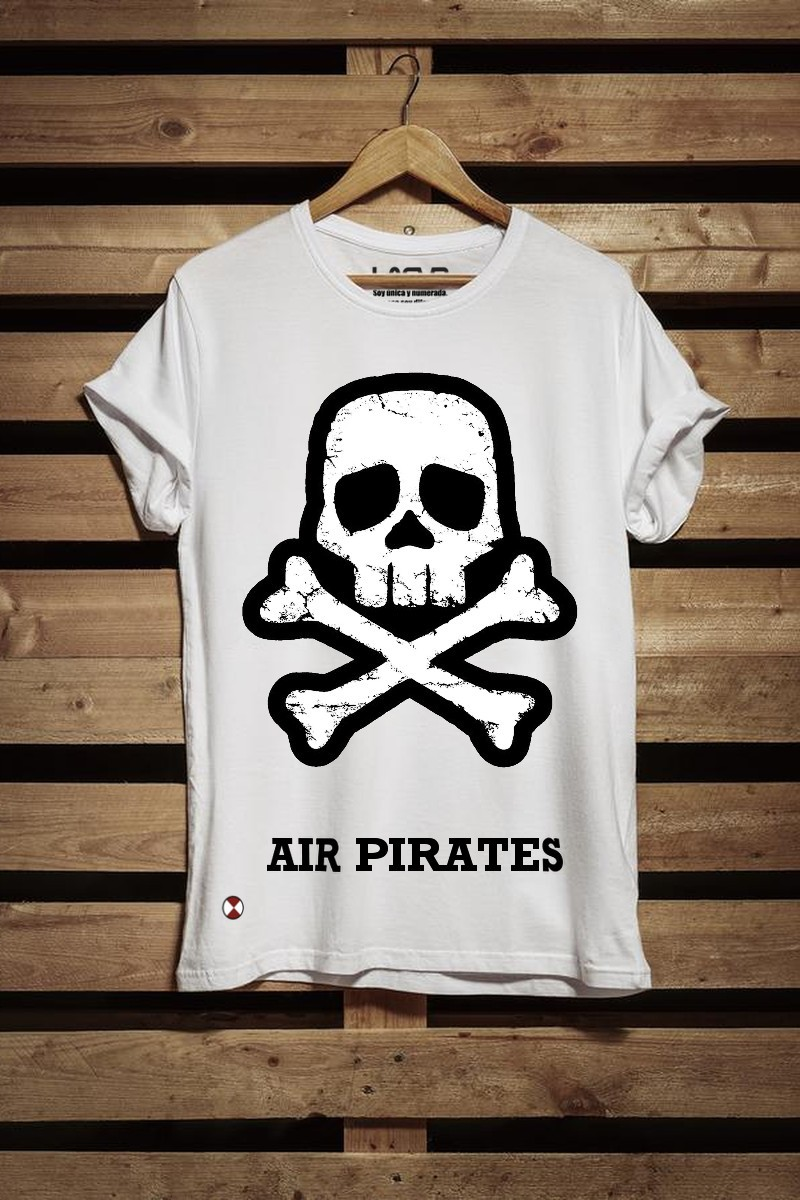 Camiseta mujer Pirates...