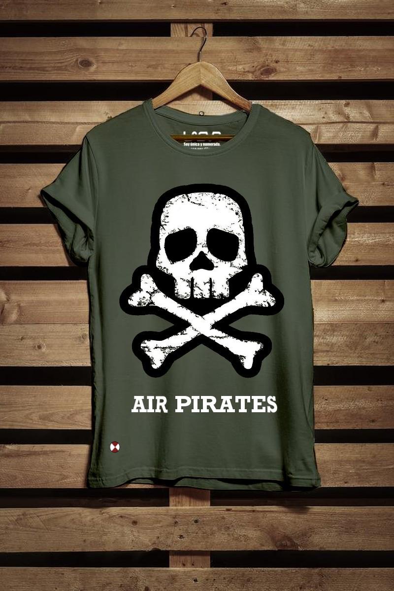 Camiseta hombre Pirates...