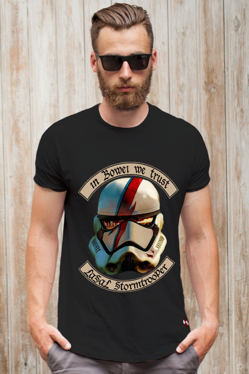 Camiseta hombre Tropper...