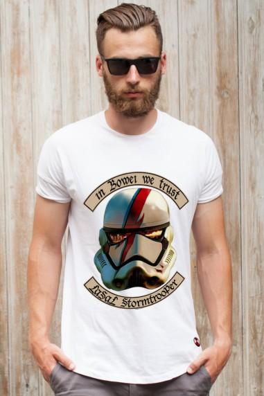 Camiseta de hombre Tropper Wars color...