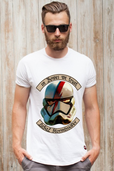 Camiseta hombre Tropper Wars color...