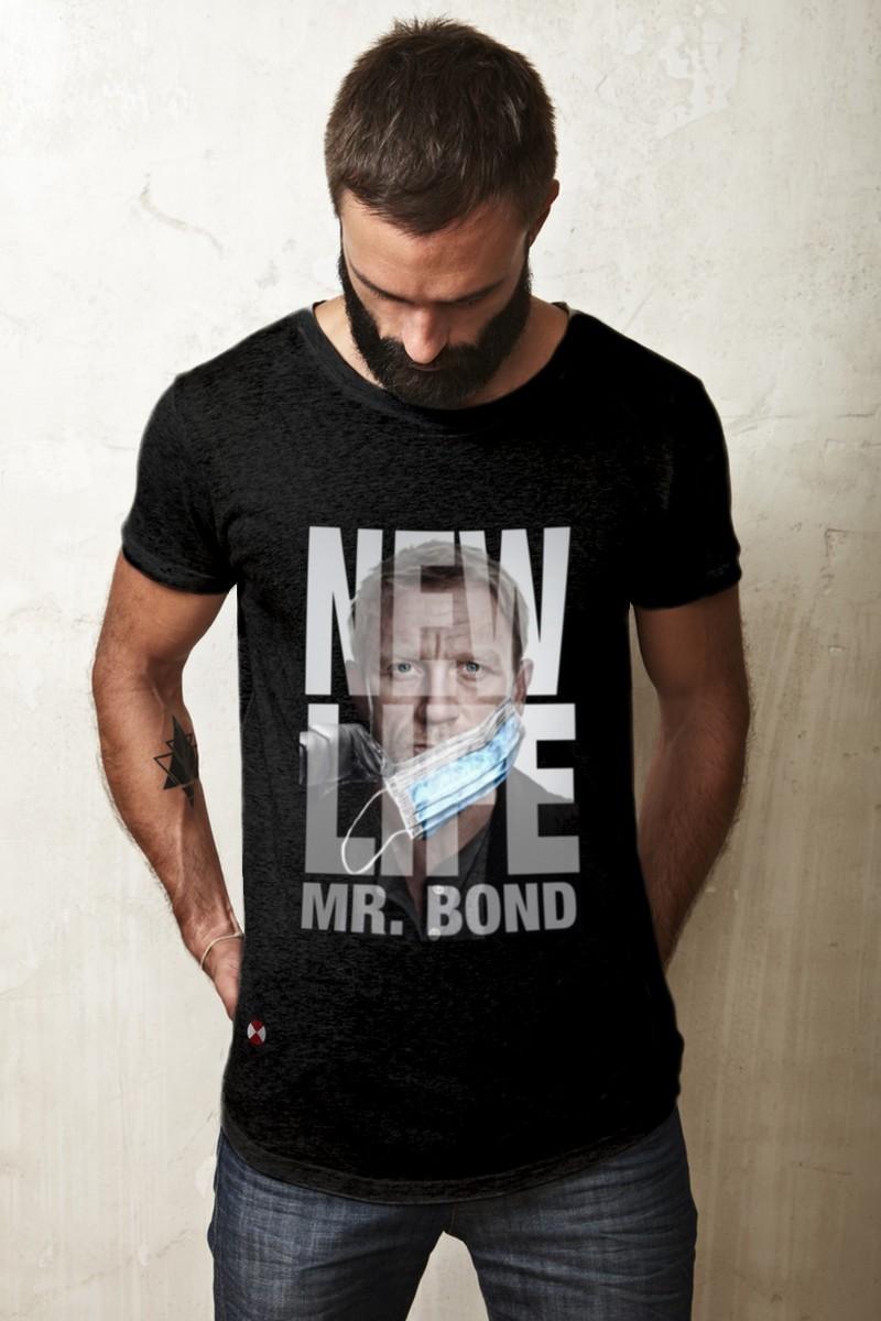 Camiseta de hombre Covid...
