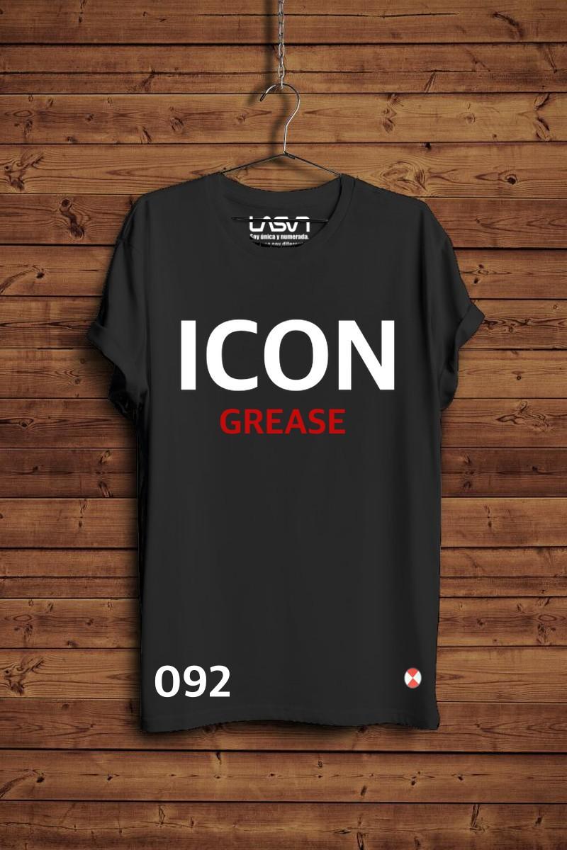 Camiseta ICON Talla -Medium...