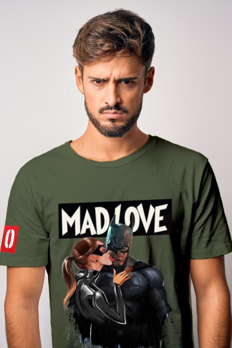 Camiseta de hombre MADLOVE...