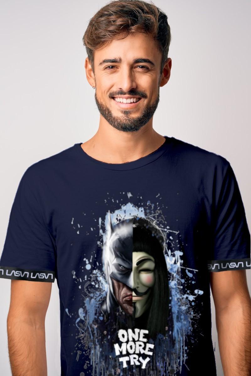 Camiseta de hombre V TRY...