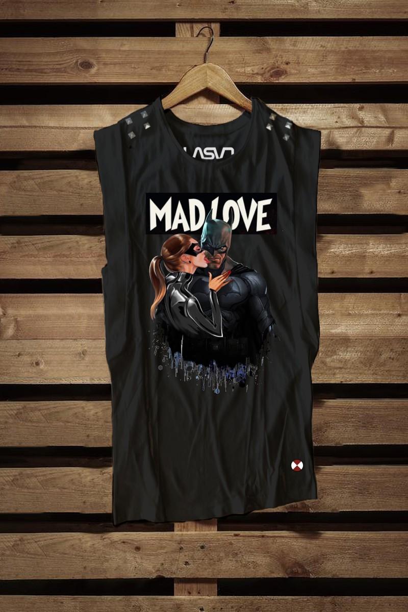 Vestido mujer MAD LOVE negro