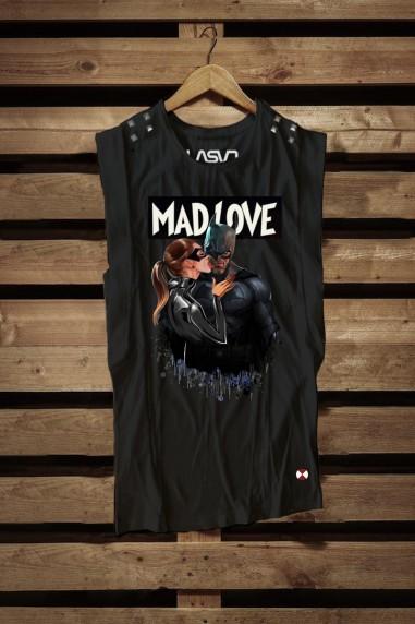Vestido de mujer MAD LOVE negro