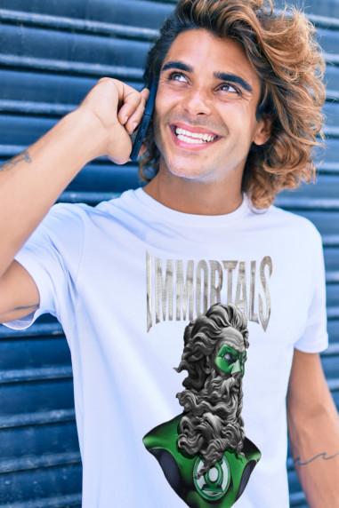Camiseta de piqué para hombre...