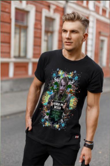 Camiseta de piqué para hombre GOTHAM...