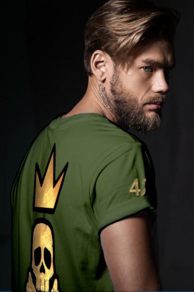 Camiseta de hombre KING PIRATES OUT...