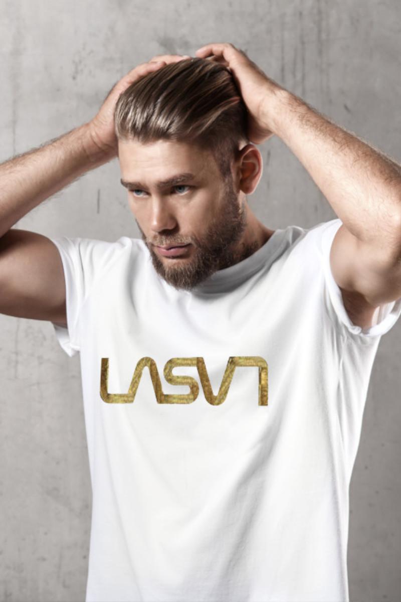 Camiseta de hombre KING...