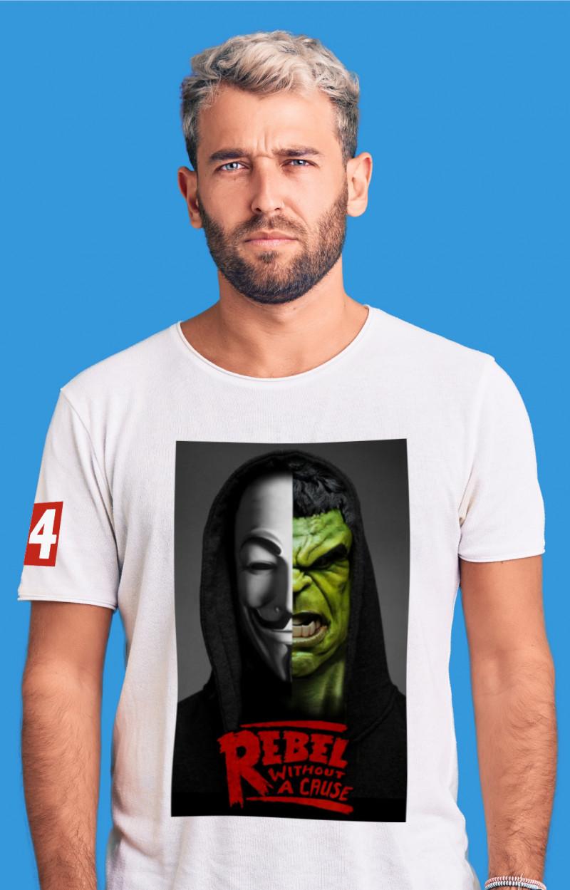 Camiseta de hombre Rebels...