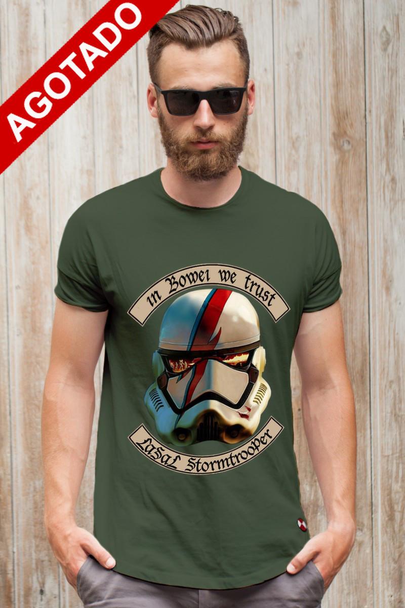 Camiseta de hombre Tropper...