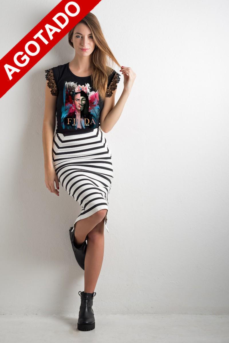 Camiseta de mujer Rebels V...