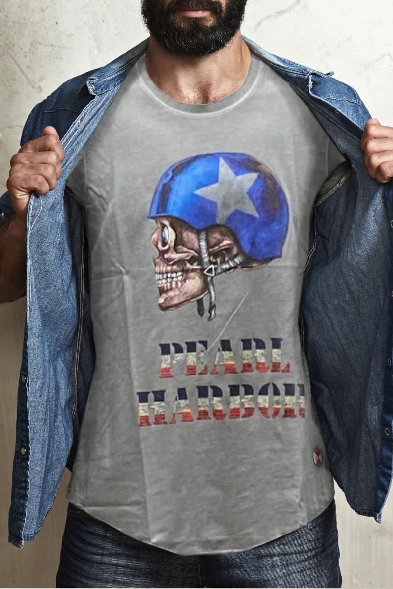 Camiseta de hombre WAR...