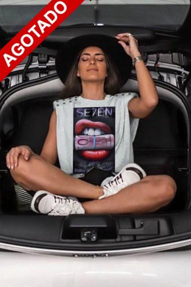 Camiseta de mujer con hombreras SEVEN...