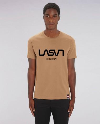 Camiseta de hombre ORGANIC LONDON Coffee